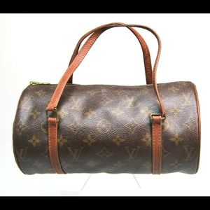 Vintage Louis Vuitton papillon 30